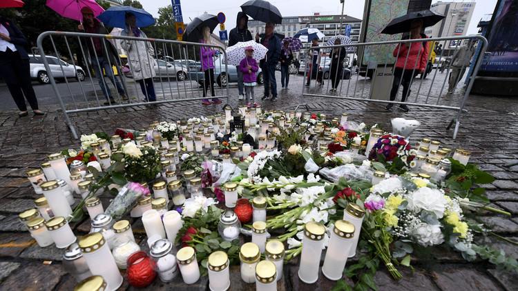 اعتقال 4 مغاربة للاشتباه في علاقتهم بحادث الطعن في فنلندا