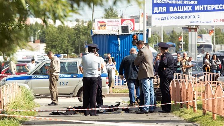 رويترز: داعش يتبنى عملية الطعن في مدينة سورغوت الروسية
