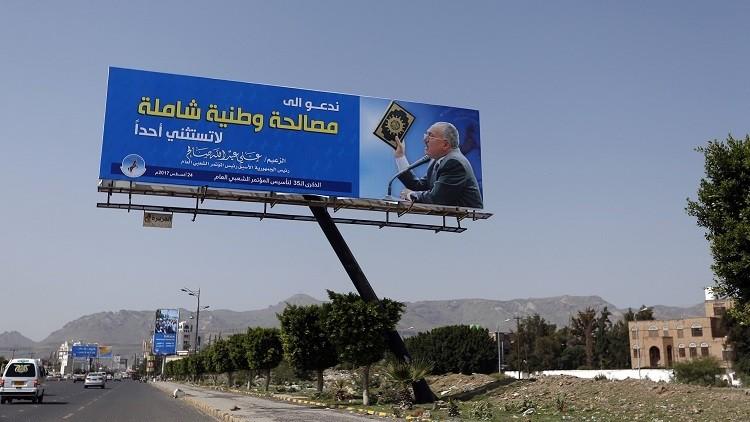 صالح يتوعد الحوثيين إذا منعوا أنصاره من دخول صنعاء