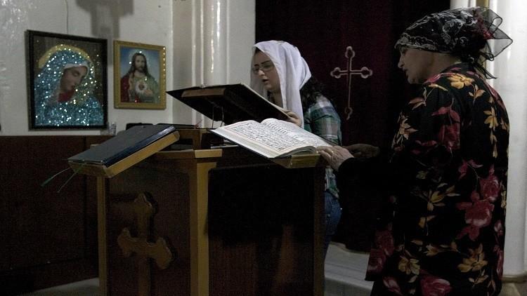 السريان الأرثوذكس في سوريا يحتفلون بتنصيب مطرانهم الجديد