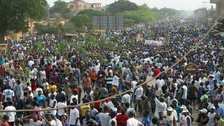 قتيلان وإصابات في احتجاجات ضد النظام في توغو