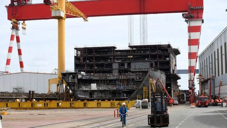 مقتل 4 أشخاص بانفجار في سفينة بكوريا الجنوبية