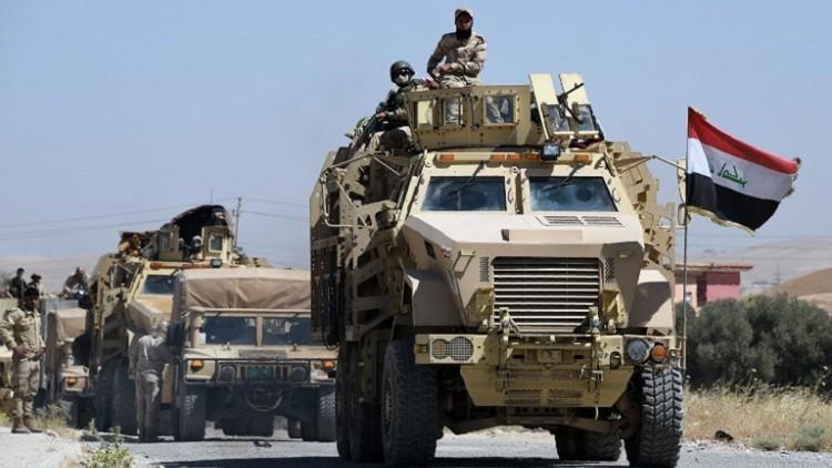 الشرطة العراقية تعلن استعادة السيطرة على منطقة في تلعفر