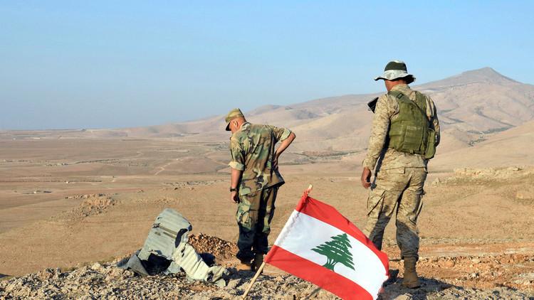الجيش اللبناني يتقدم في معركته ضد