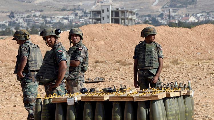 مقتل 3 جنود لبنانيين بانفجار على الحدود مع سوريا