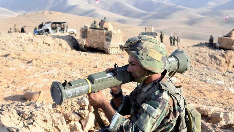 الجيش اللبناني: تحرير أكثر من 60% من الأراضي التي يسيطر عليها