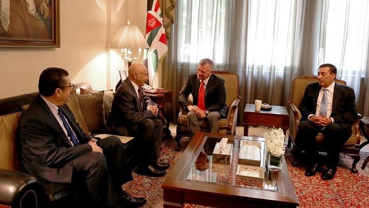 العاهل الأردني لعقيلة: ندعم استقرار ليبيا