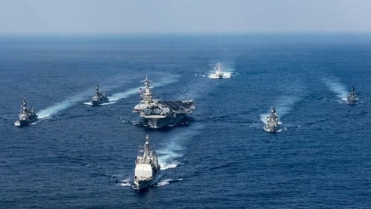 سلاح سري روسي نقل 20 سفينة أمريكية إلى اليابسة!