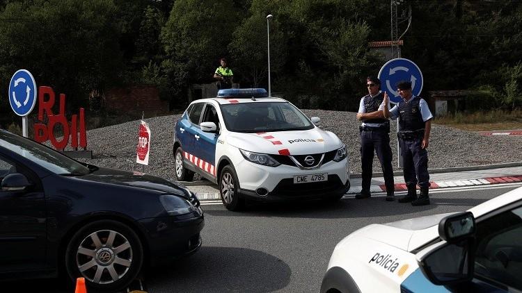 فار ومختف ومجهولون بعد اعتداءي إسبانيا