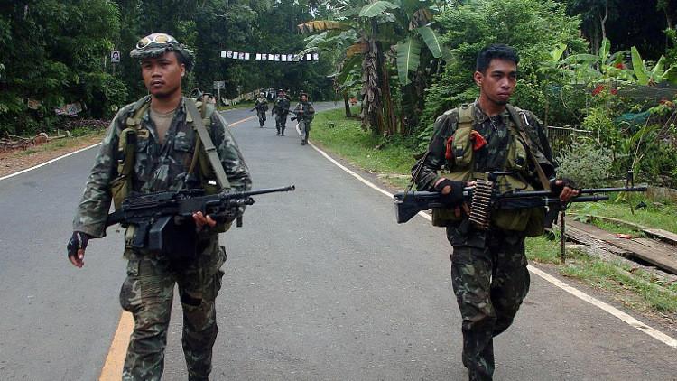 مقتل 9 أشخاص في هجوم مسلح على قرية بجنوب الفلبين