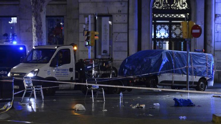 شرطة كاتالونيا تحدد هوية سائق الشاحنة الذي نفذ هجوم برشلونة الأسبوع الماضي