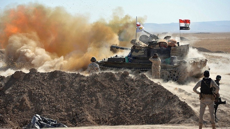 الشرطة العراقية تعلن السيطرة على شبكة أنفاق لداعش في تلعفر