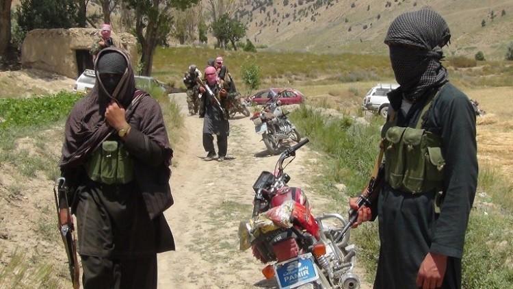 طالبان تنتزع منطقة شمالي أفغانستان