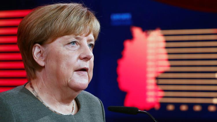 ميركل: لن أمارس التجارة بعد السياسة