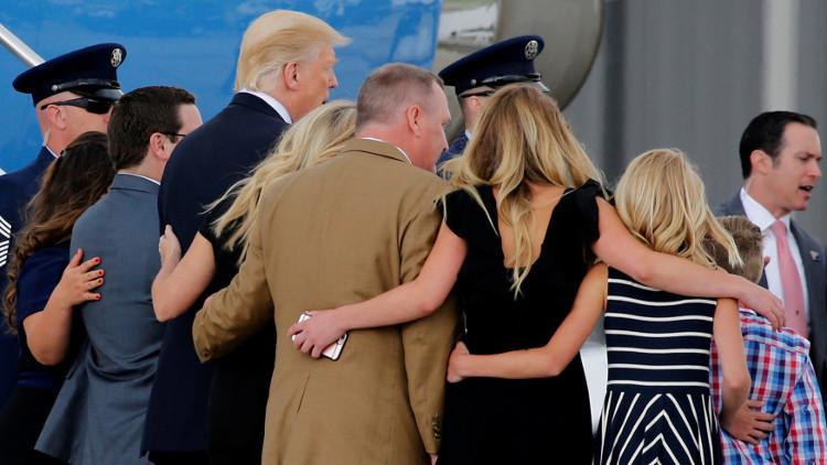 الخدمة السرية الأمريكية تنفق كل المخصصات على حراسة ترامب وعائلته