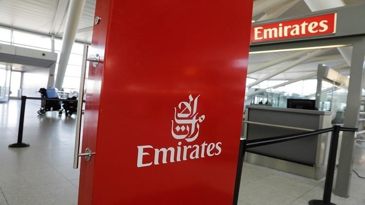 طيران الإمارات تنفي تعرض إحدى طائراتها لمخطط تفجير