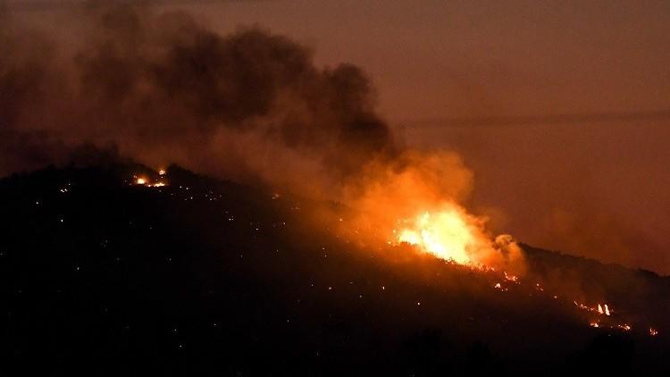 الحرائق تلتهم غابات كرواتيا!