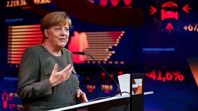 ميركل تتمسك بقرارها بشأن اللاجئين القادمين إلى ألمانيا