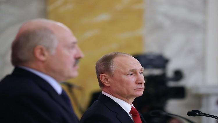 روسيا تمنح قرضا لبيلاروس