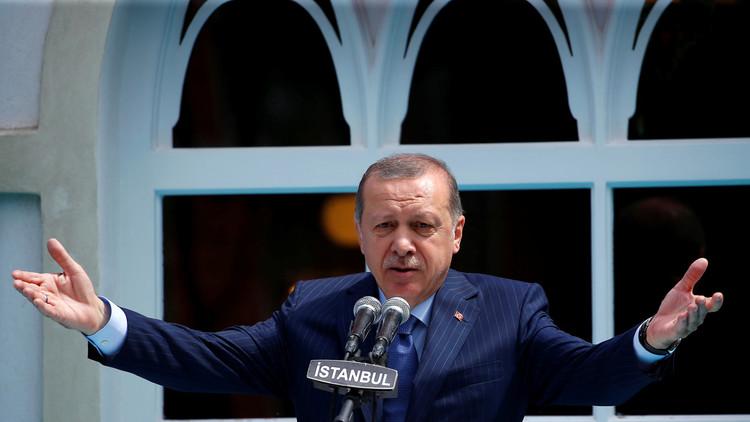 أردوغان: تأسيس دولة كردية إهانة لإخوتي الأكراد