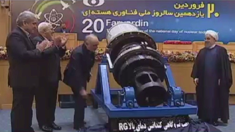 طهران تلوح باستئناف تخصيب اليورانيوم