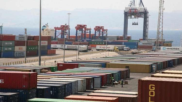 العجز التجاري الأردني يقفز إلى 6.5 مليار دولار