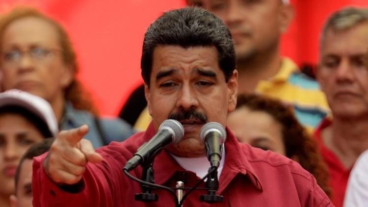 مادورو: أزمتنا لن تحل إلا عبر الحوار
