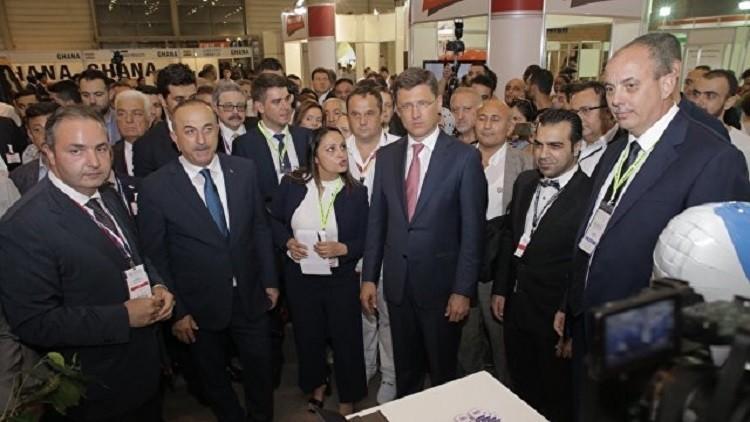 موسكو وأنقرة تتفقان على مشاريع واعدة
