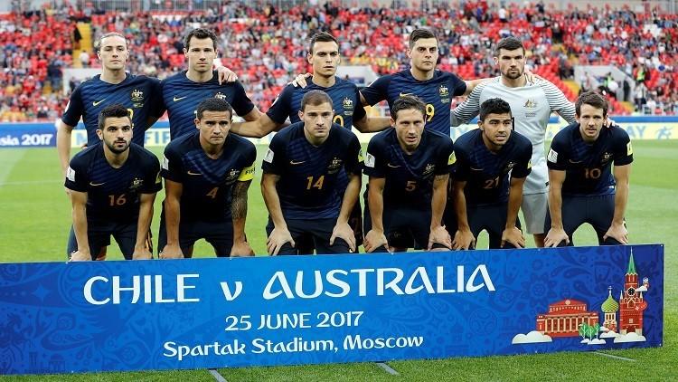 مونديال روسيا 2018.. ضربة موجعة لأستراليا قبيل مواجهة اليابان