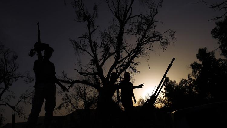 مقتل 12 من جنود الجيش الليبي في هجوم لـ