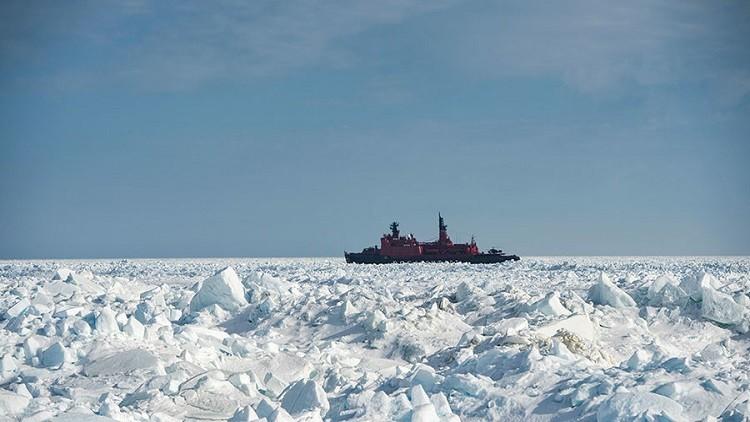 ناقلة روسية تبحر بين النرويج وكوريا الجنوبية في فترة قياسية