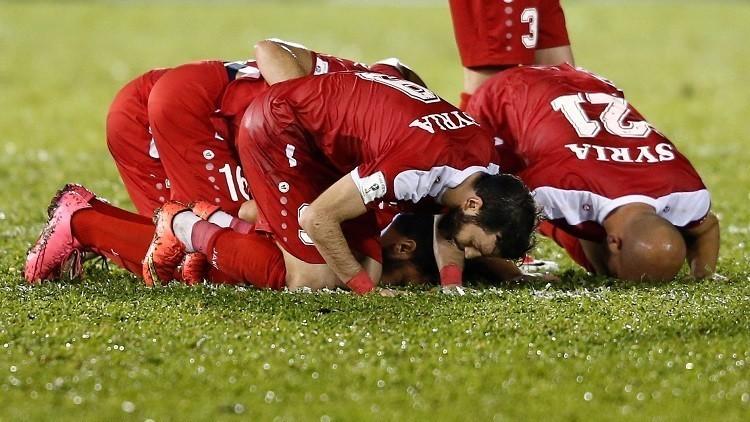 سوريا تفوز على ماليزيا استعدادا لمواجهة قطر