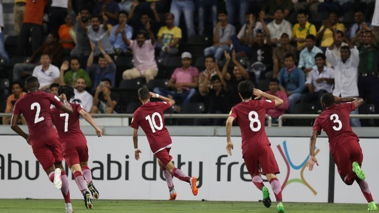 قطر تهزم تركمنستان استعدادا لمواجهة سوريا
