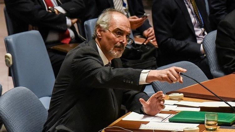 دمشق تدعو مجلس الأمن لإيقاف التحالف الدولي عند حده