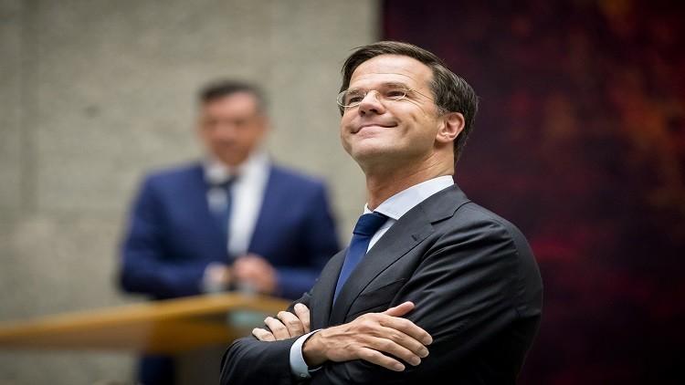 حبس امرأة نشرت تهديدا لرئيس وزراء هولندا!