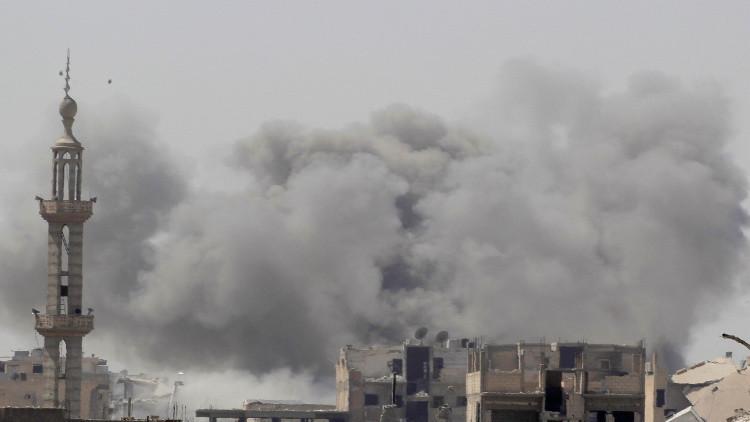العفو الدولية: المدنيون في الرقة محاصرون تحت النيران