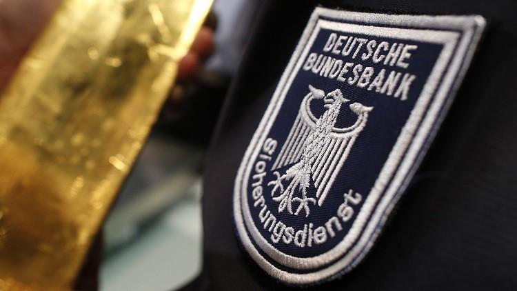 ألمانيا تسترجع نصف ذهبها المخزن في الخارج