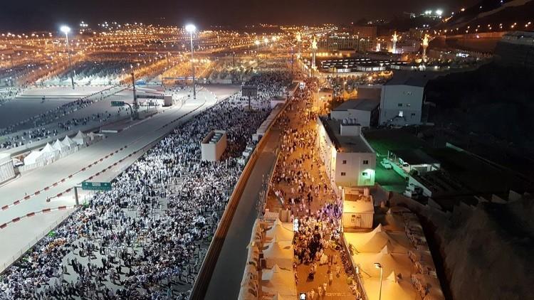 السعودية تقدم خدمات غير مسبوقة للحجاج (صور)