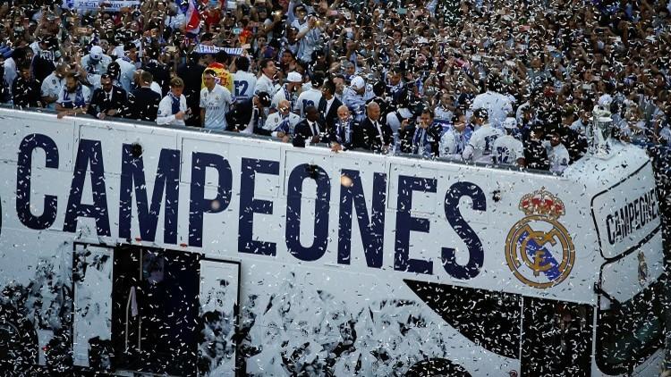 جائزة يتيمة تفلت من لاعبي ريال مدريد