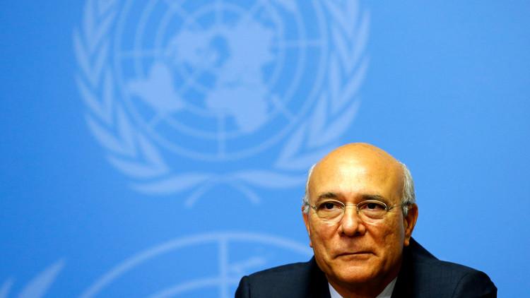 نائب دي ميستورا: استئناف مفاوضات جنيف يتوقف على نتائج مباحثات الرياض