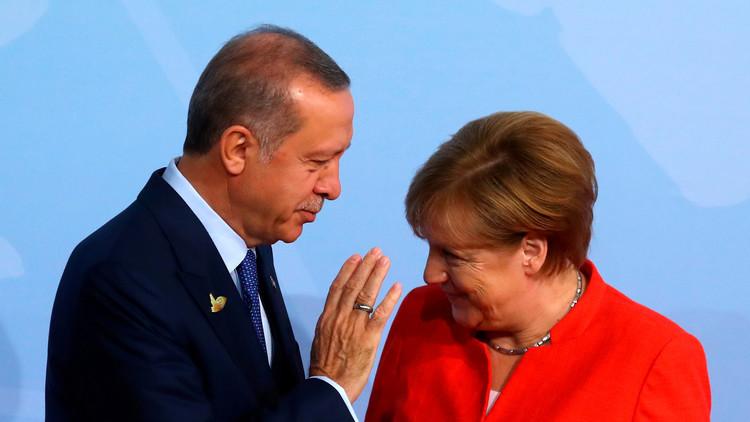 ألمانيا تلوح بفرض عقوبات على تركيا