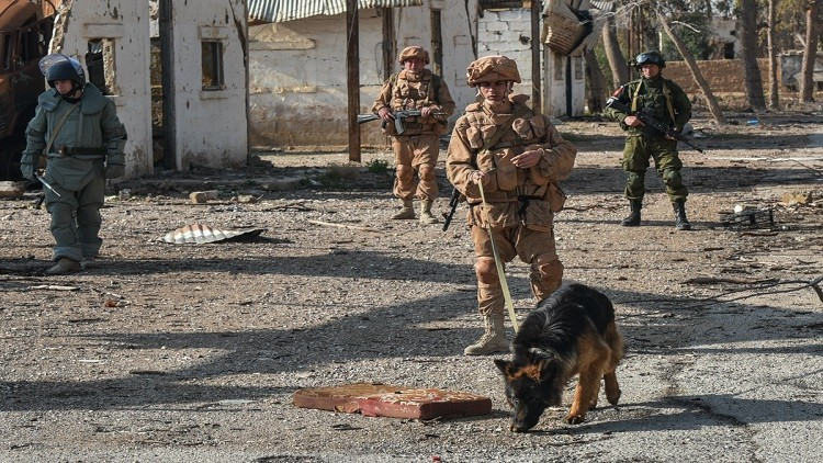 الجيش الروسي يكشف عن أسلوب جديد لتشفير الاتصالات في سوريا