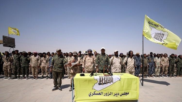 سوريا.. انشقاق 7 كتائب عن قوات أحمد الجربا وانضمامها إلى