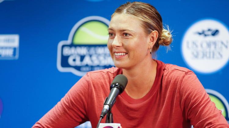 شارابوفا تصطدم بالمصنفة ثانية عالميا في بطولة أمريكا المفتوحة