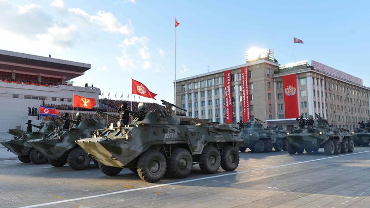 كوريا الشمالية تتوعد بريطانيا بـ