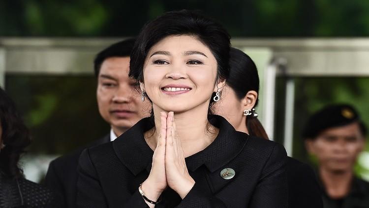 مصدر: رئيسة وزراء تايلاند السابقة تلوذ بدبي!
