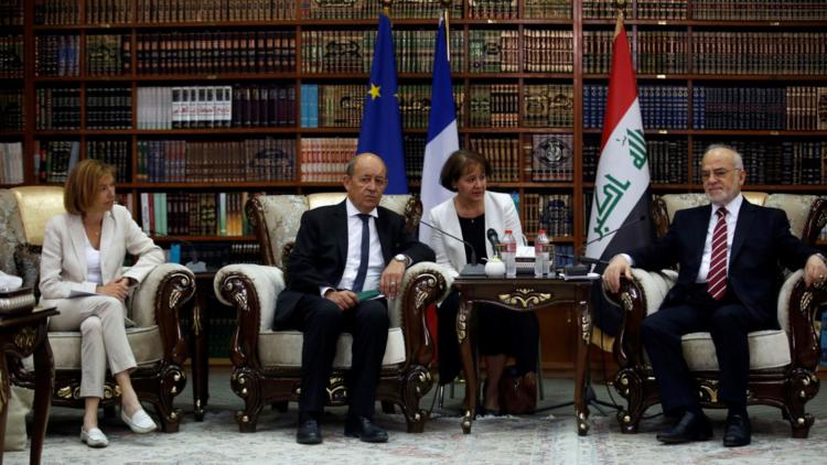 الخارجية الفرنسية: لا شرط مسبقا لرحيل الأسد وأولويتنا محاربة