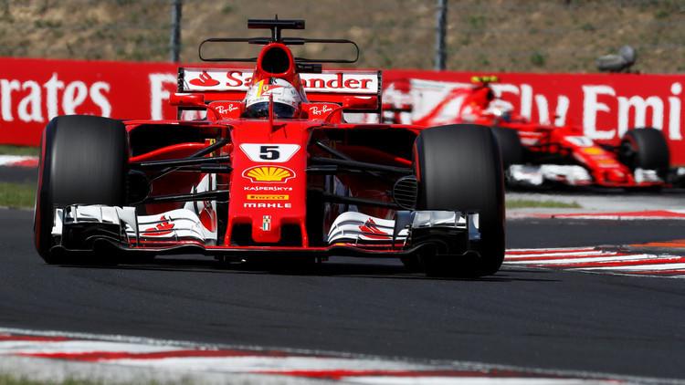 فورمولا 1.. فيتل يمدد عقده مع فيراري