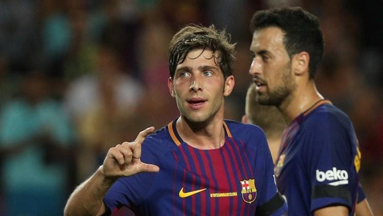 رسميا.. تشكيلة برشلونة ومضيفه ألافيس