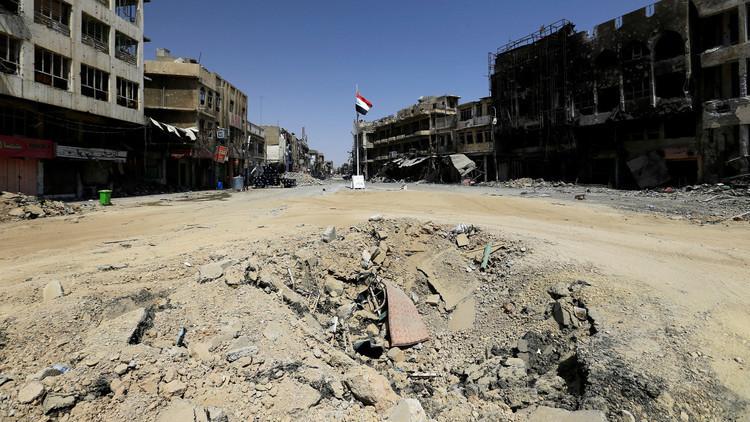 فرنسا تمنح العراق قرضا لإعادة الإعمار